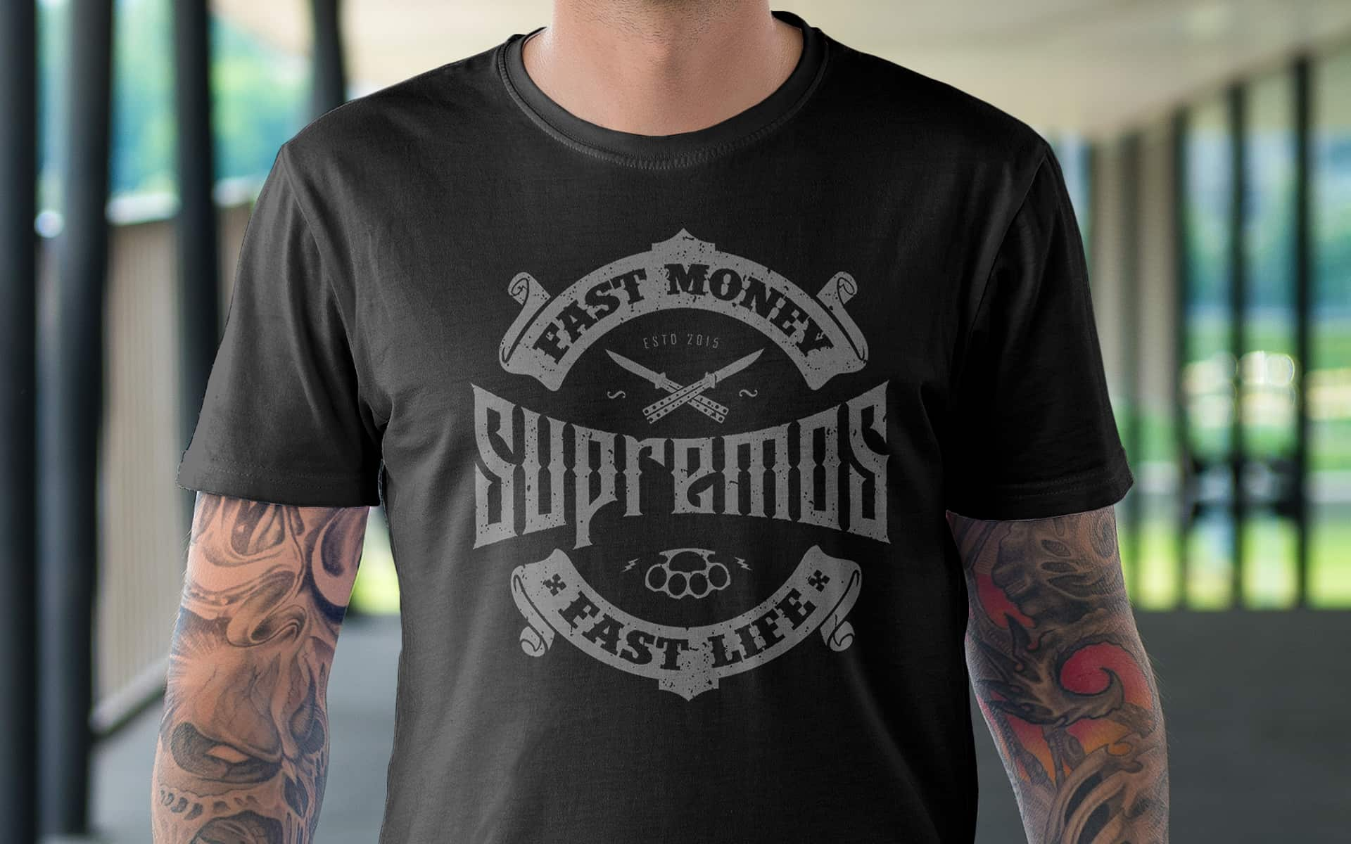 18 Karat T-Shirt-Design Supremos