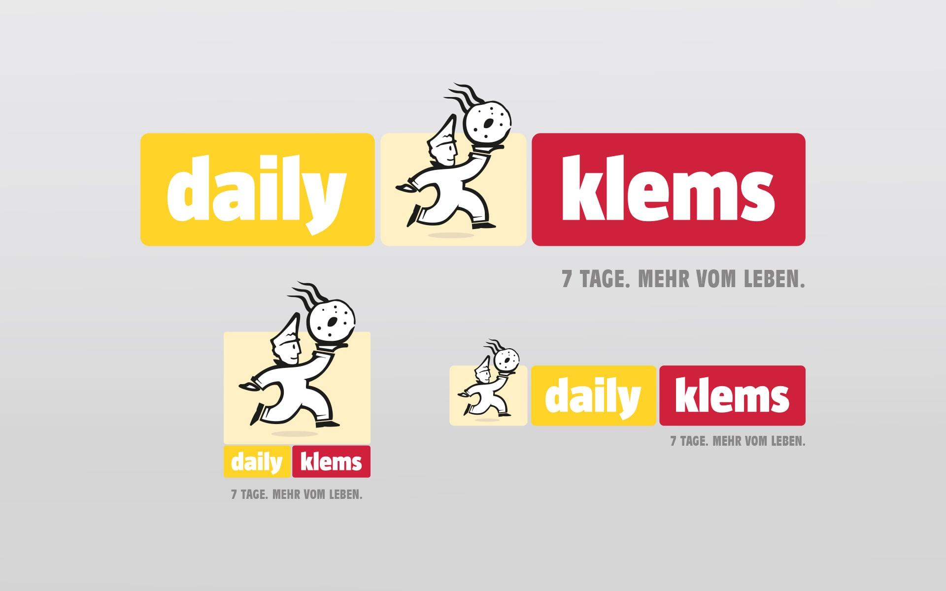 Daily-Klems Modul-Logo