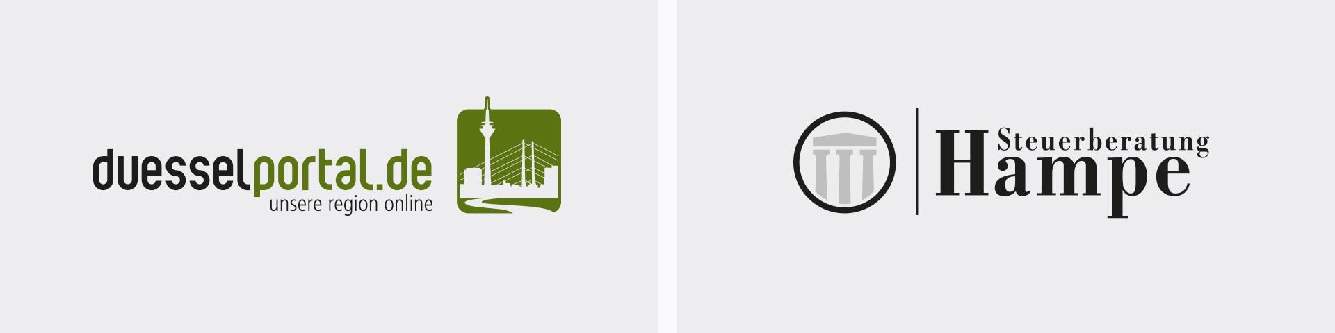 Logo für Stadt-Portal und Steuerberater