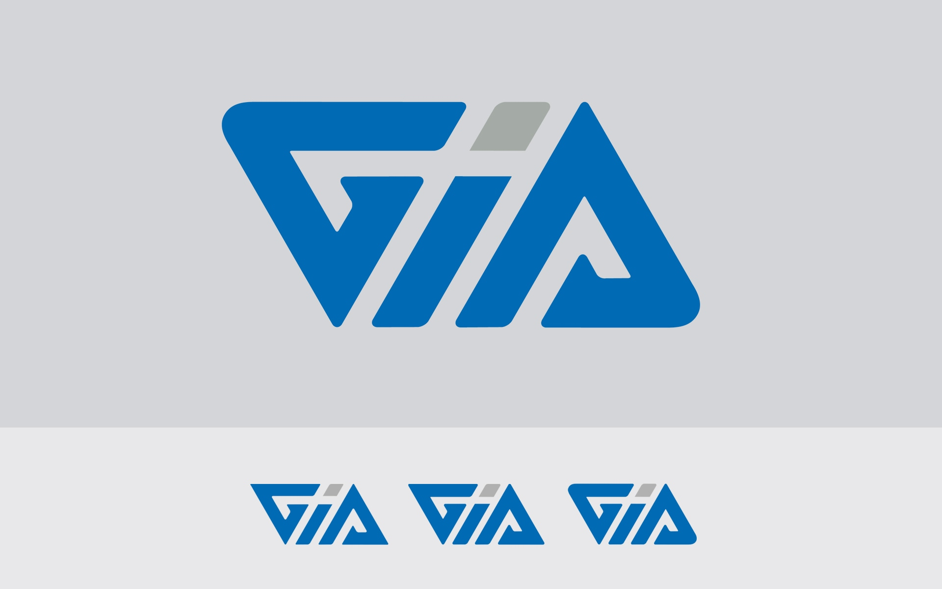 GIA Corporate-Design Logo-Designs