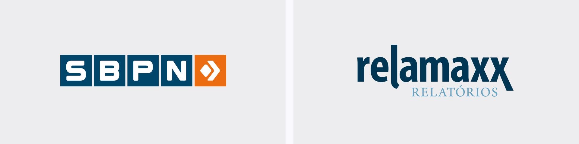 Logo-Design für zwei Aktien-Broker