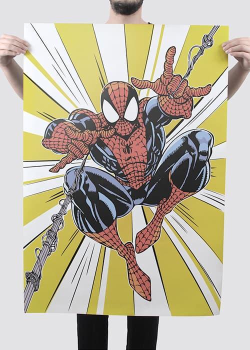 Super Heroes #1